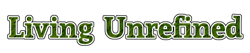 Living Unrefined logo
