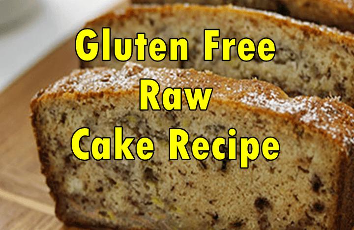 gluten free birthday cake Gluten Free Cake Recipe