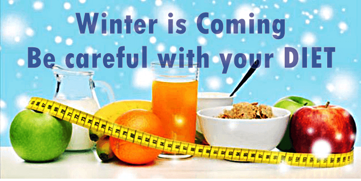 winter diet tips