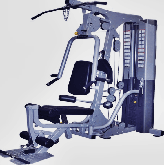 Home Gym may be more motivating