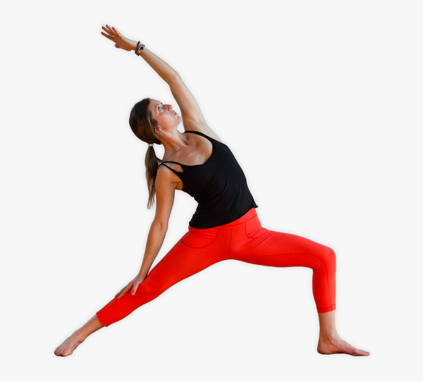 Correct yoga poses help you with your body posture