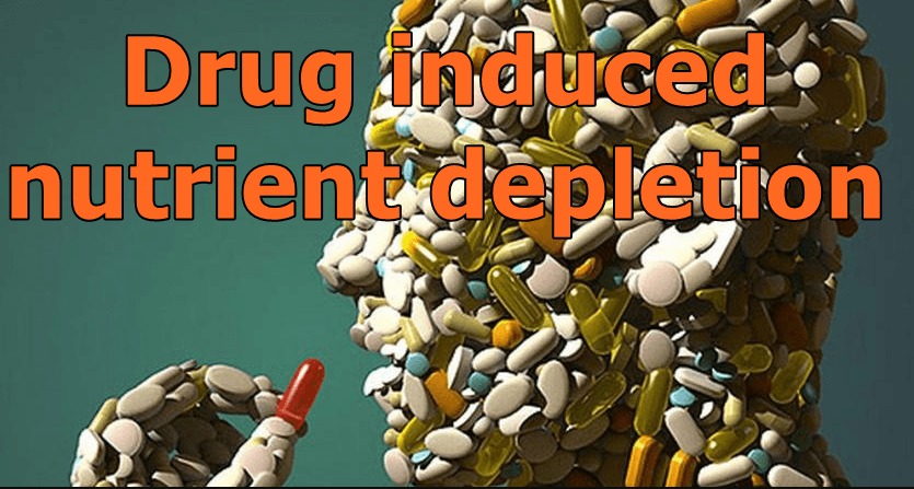 Nutrient Depletion From Pharmaceuticals