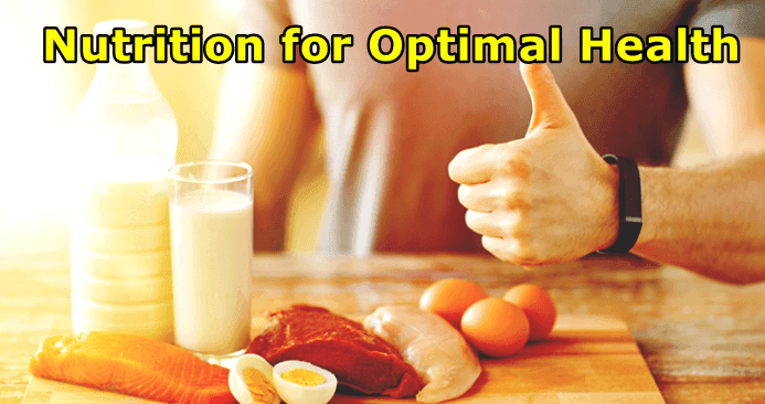 What is Nutrition for Optimal Health?