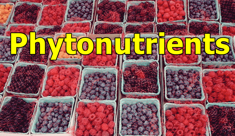 Health Benefits of Phytonutrients