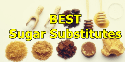What are the best sugar substituttes?