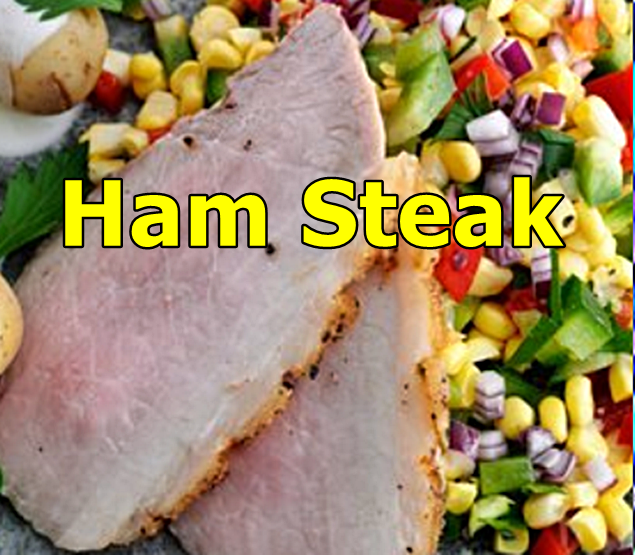 Ham-steak