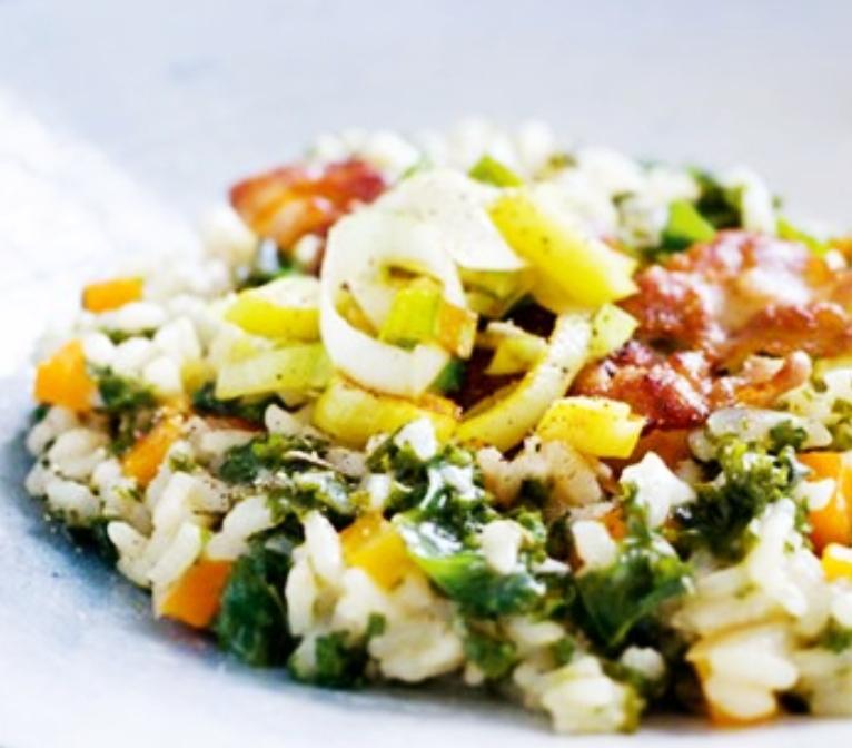 green risotto Green risotto