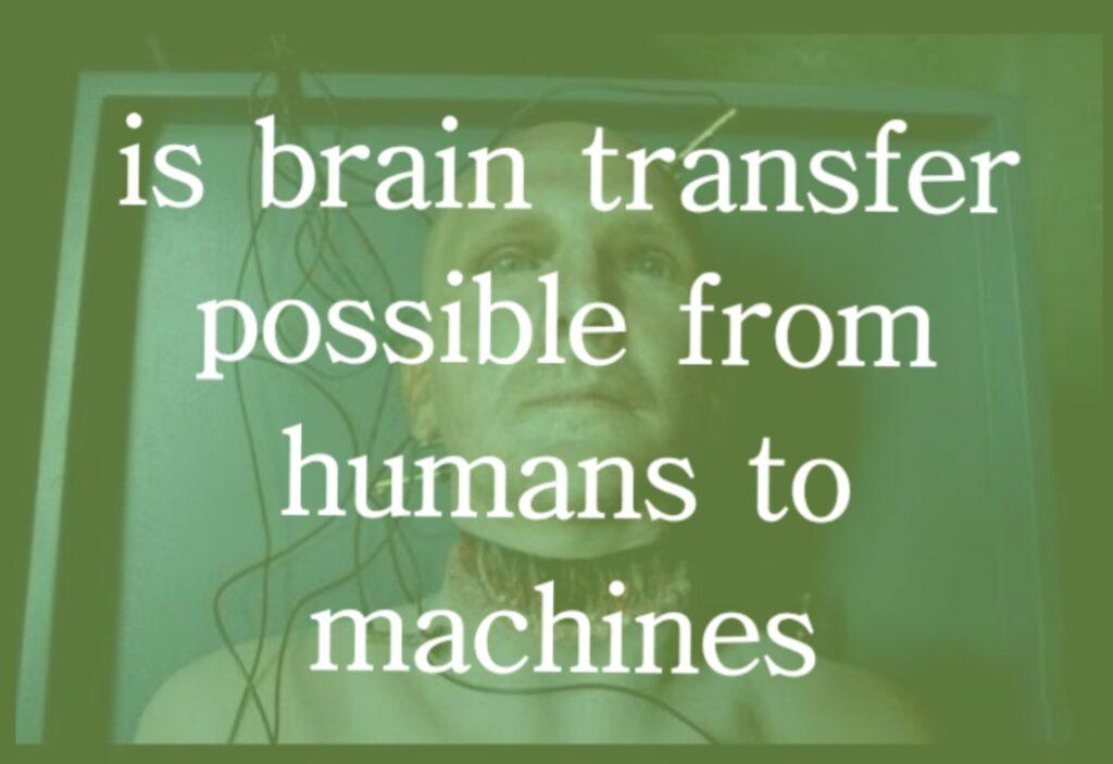 brain transplant brain transplant