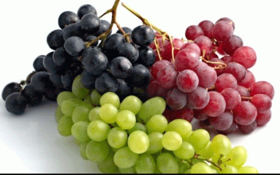 Benefits of Grapes in form of wine, sultanas, raisin etc.