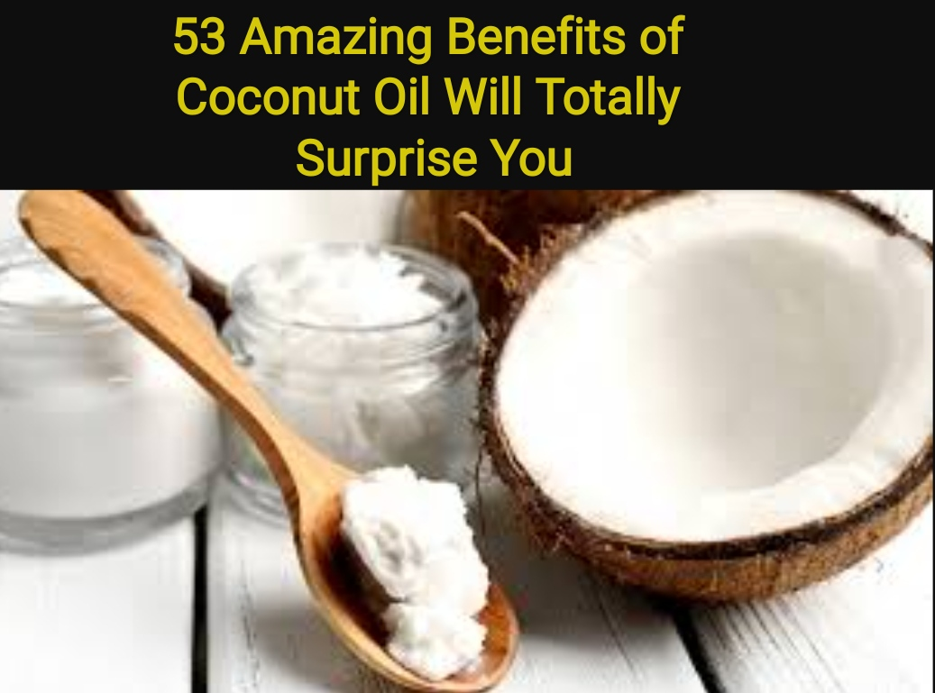 What are the health benefits of coconut Oil?